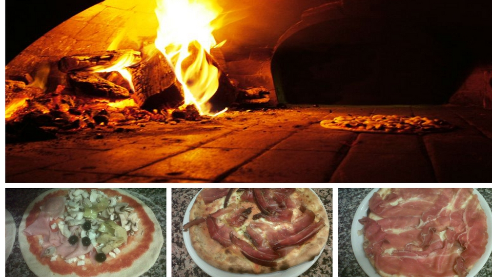 Pizza italiana original