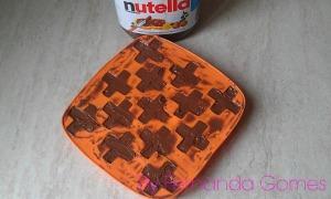 Muffin recheado de nutella2
